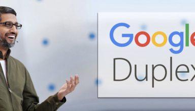 Google Duplex assistant